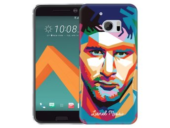 HTC 10 Skal Lionel Messi