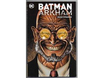 Batman Arkham: Hugo Strange TP NM Ny Import