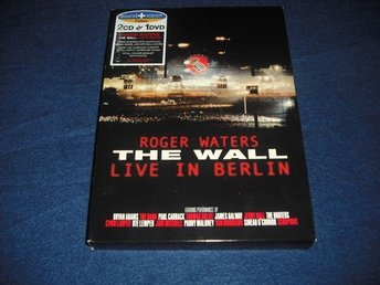 Roger Waters - The Wall - Live in Berlin  2CD+DVD  2004