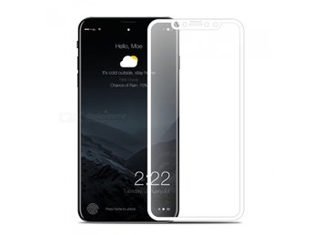 iPhone X 2-PACK Pansar CLEAR
