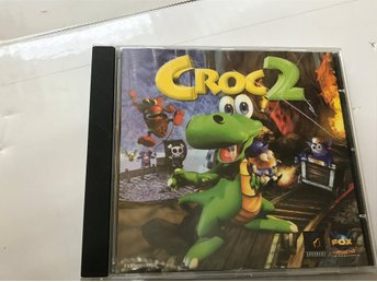 CROC 2 (komplett) till Sony Playstation, PS1