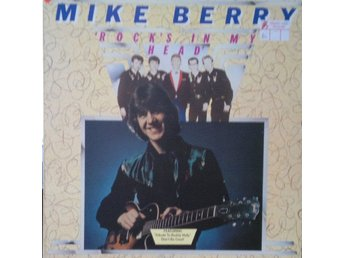 LP Mike Berry  Rock´s in my head