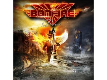 Bonfire: Pearls 2016 (Digibook) (CD)