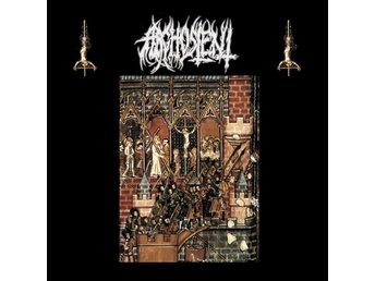ARGHOSLENT-Arsenal of Glory [Digi-CD] 1996/2015 Ny! Black Death Metal