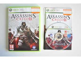 Assassins Creed 2 (komplett) till Xbox 360