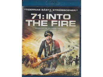 71 Into the Fire 2010 Blu-ray (Hyr)