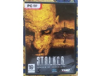 S.T.A.L.K.E.R.: Shadow of Chernobyl (PC BEG!)