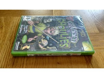 Xbox: Grabbed by the Ghoulies (FABRIKSINPLASTAT, svenskt)