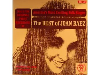 Joan Baez  feat Bill Wood & Ted Alevizos The best of