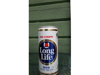 Ölburk Ind Coope Long life beer 45 cl
