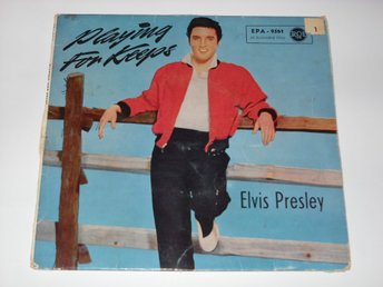 ELVIS PRESLEY - PLAYING FOR KEEPS  EP   EPA-9561
