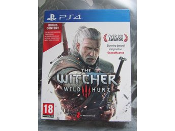 The Witcher 3 wild hunt.
