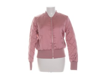 Divided by H&M, Bomberjacka, Strl: 40, Rosa