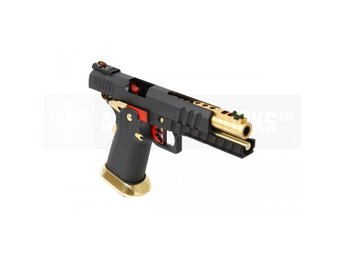 AWC Hi-Capa Black Gold Version (4.5 mm, CO2)