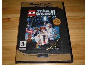 PC: Lego Star Wars II 2 the Original Trilogy (ny)