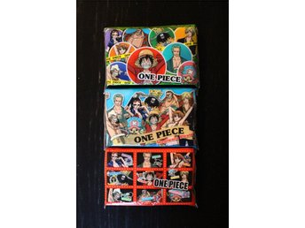 "anime ""ONE PIECE""; 3 pocket tissue packs"