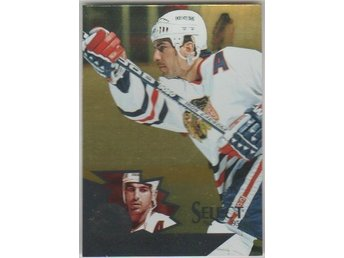 SCORE SELECT 94-95 Certified Gold # 031 CHELIOS Chris