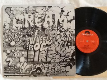 Cream-Wheels of fire 2-LP. (1968)