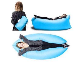 Lazy Hangout - Koppla av sofa stol schäslong lamsac lazysac - Grön - Malmö - Lazy Hangout - Koppla av sofa stol schäslong lamsac lazysac - Grön - Malmö