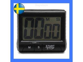 LCD köksklocka - Västra Frölunda - LCD köksklocka - Västra Frölunda