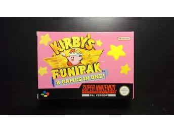 Kirby's Fun Pack ( UKV ) - Västerås - Kirby's Fun Pack ( UKV ) - Västerås