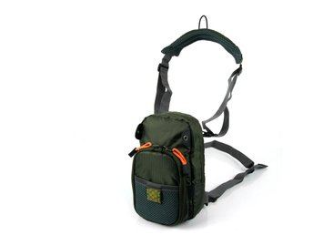 Flugfiskeväst - Creek chest pack