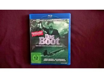 DAS BOOT- MINI SERIES (2 DISC BLU RAY)
