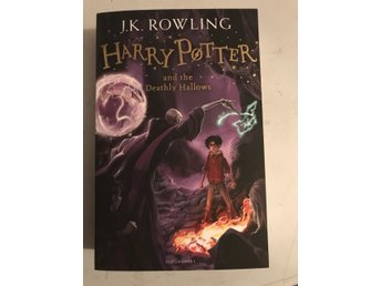 Harry Potter and the deathly hallows by J.K Rowling