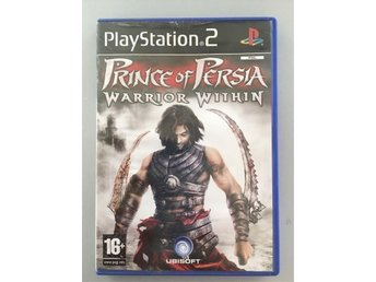 Prince of Persia Warrior Within PS2 Playstation 2