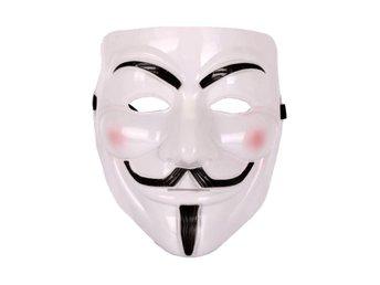Guy Fawkes / V för Vendetta / Anonymous Mask - Eskilstuna - Guy Fawkes / V för Vendetta / Anonymous Mask - Eskilstuna