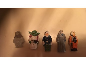 Star wars 80 talsfigurer vintage