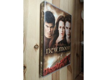 The Twilight Saga, New Moon, 2xDVD