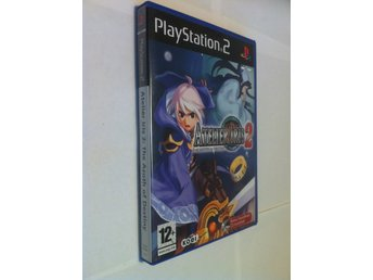 PS2: Atelier Iris 2 (II) - The Azoth of Destiny