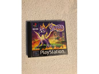 Spyro The Dragon - Komplett
