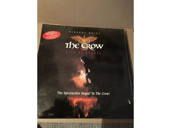 The Crow Salvation LP