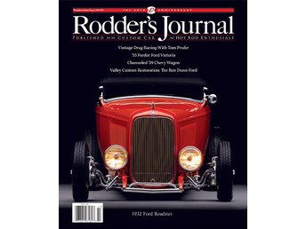 The Rodders Journal 64 cover B