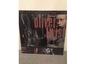 Oliver Twist US LASERDISC Criterion Collection nr 267 David Lean