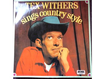 Tex Withers Sings country style (1969)