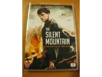 THE SILENT MOUNTAIN - DVD 2015