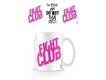 Fight Club Mugg Spray