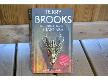 Wards of Faerie - Terry Brooks The Dark Legacy of Shannara Book One #1 Engelska