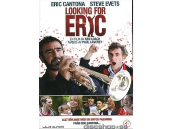 Looking for Eric - Nyskick - UTGÅTT - Eric Cantona och Steve Evets - Gävle - Looking for Eric - Nyskick - UTGÅTT - Eric Cantona och Steve Evets - Gävle