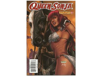 Queen Sonja # 13 Cover A NM Ny Import REA!