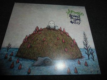 J Mascis - Several shades of why - Digipack - 2011 - Ny