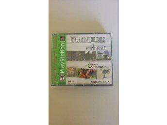 Final Fantasy 4 (IV) & Chrono Trigger PS One NTSC (USA import) - Ilsbo - Final Fantasy 4 (IV) & Chrono Trigger PS One NTSC (USA import) - Ilsbo