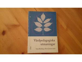 Vårdpedagogiska utmaningar (Sonia Bentling, Bosse Jonsson) - Eskilstuna - Vårdpedagogiska utmaningar (Sonia Bentling, Bosse Jonsson) - Eskilstuna