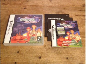 Advance Wars Dual Strike - Nintendo DS - Johanneshov - Advance Wars Dual Strike - Nintendo DS - Johanneshov