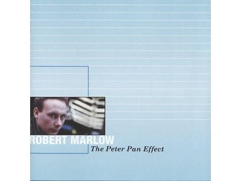 Robert Marlow - The Peter Pan Effect. Energy records 1999.
