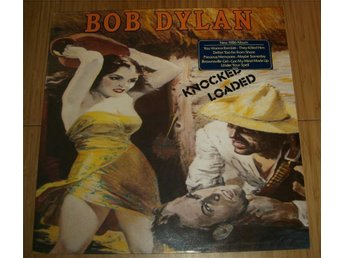 Bob Dylan Knocked Loaded LP