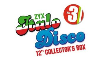 Italo Disco 12 Inch Collection vol 3 (10CD)